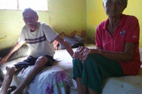 Familia de discapacitados en Maracaibo solo comen yuca con mantequilla una vez al día