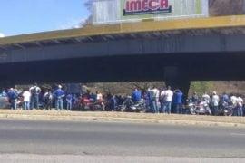 Más de 50 detenidos y 3 heridos en protesta de trabajadores de la zona industrial Carabobo
