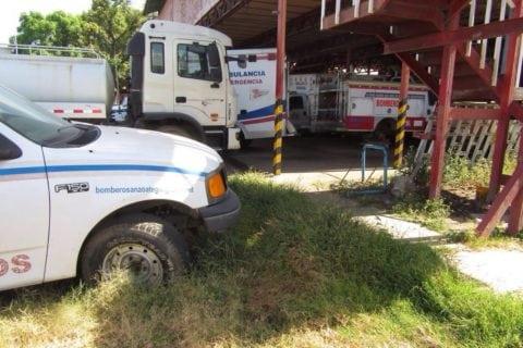 Bomberos de Anzoátegui obligados a un cierre técnico