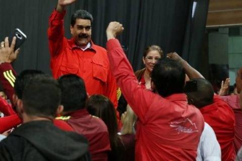 Maduro propuso a la ANC una megaelección el 22 de abril
