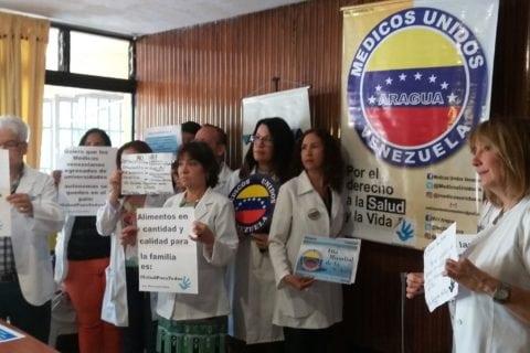 Aragua se queda sin médicos y sin enfermeras