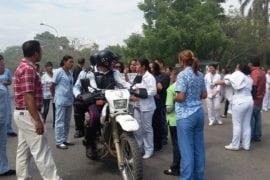 Detienen al jefe del servicio de traumatología del IVSS La Ovallera