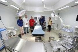 Terapia intensiva del HCM desmantelada
