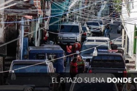 Bloqueado acceso a la web de El Pitazo