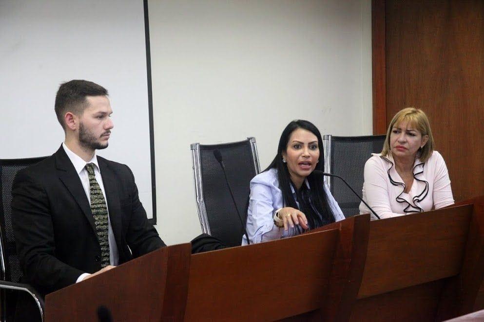 delsa solórzano | comisión de política interior | juan requesens