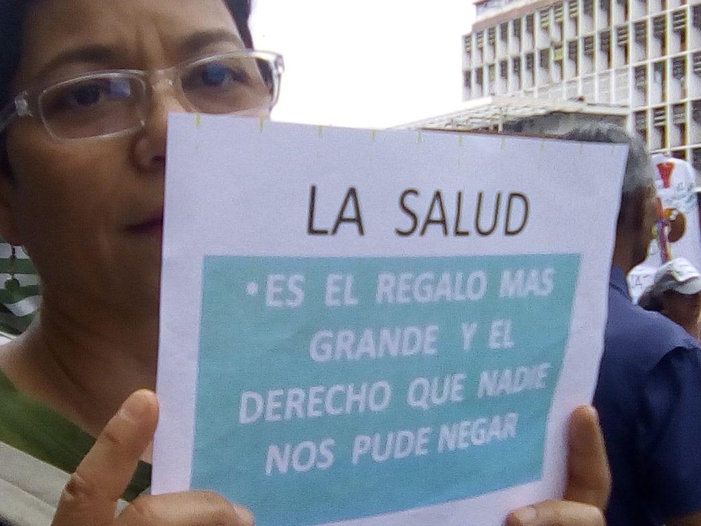 cáncer | pacientes crónicos | protestas
