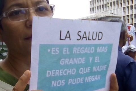 cáncer   pacientes crónicos   protestas