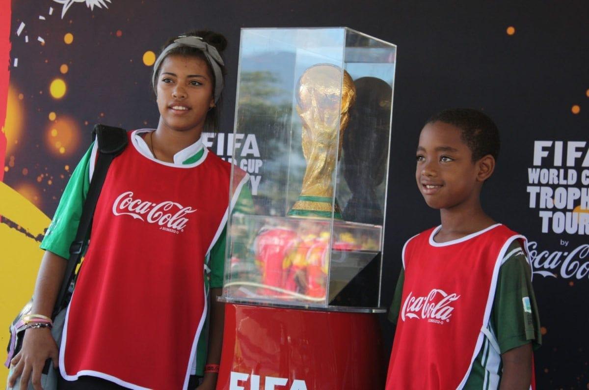 Solo los venezolanos en el exterior verán de cerca la Copa del Mundo