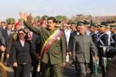 Hace un año San Félix corrió a Nicolás Maduro con lluvia de huevos y piedras