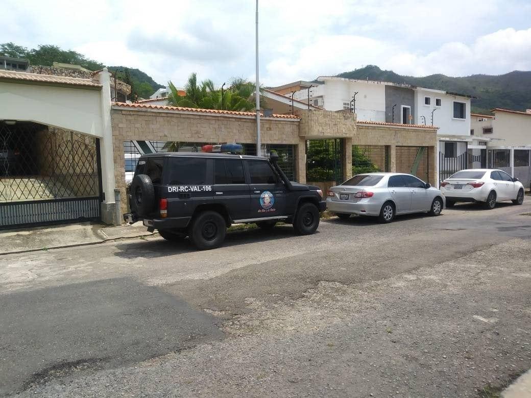 Sebin allana en Valencia vivienda y oficina de magistrados en el exilio