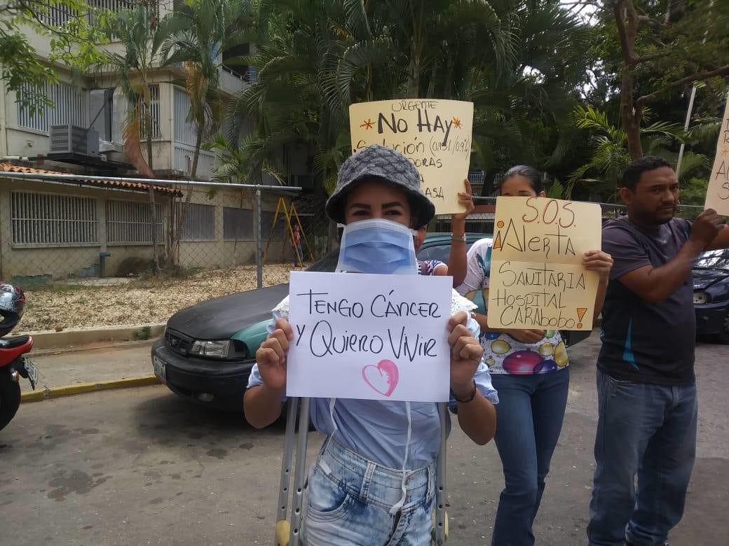 Por falta de medicamentos niños con cáncer internados en Hospital Carabobo están en riesgo