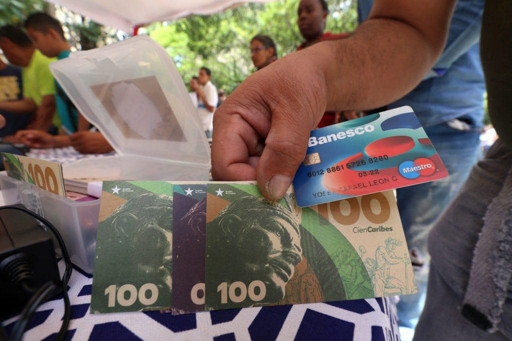 moneda comunal caribe AVN
