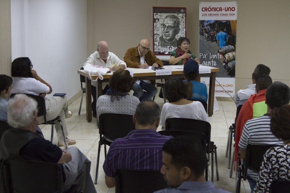 Partidos, ONG y sociedad civil tendrán el peso compartido de reconstruir la unidad