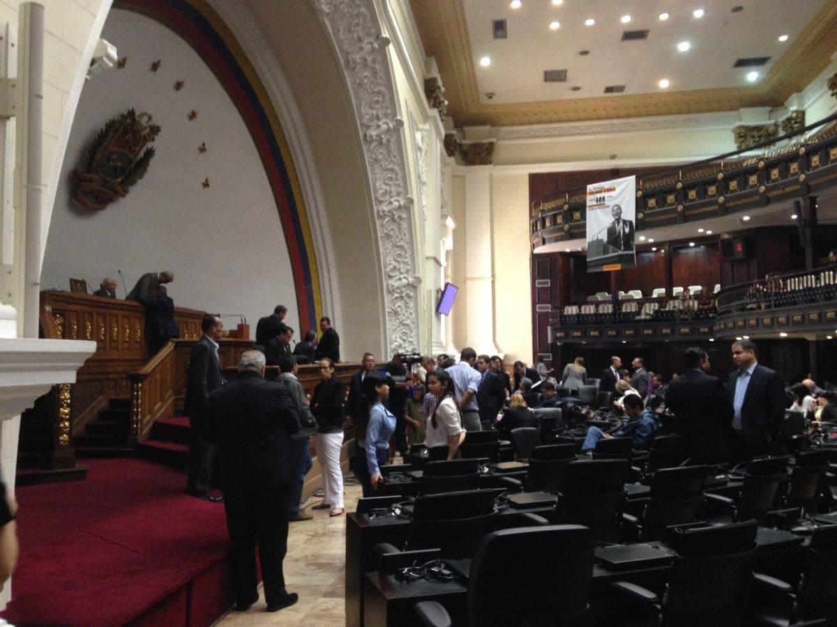 abstencionistas 20M asamblea nacional