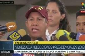 Henri Falcón denuncia escaneo de carnet de la Patria dentro de los centros de votación