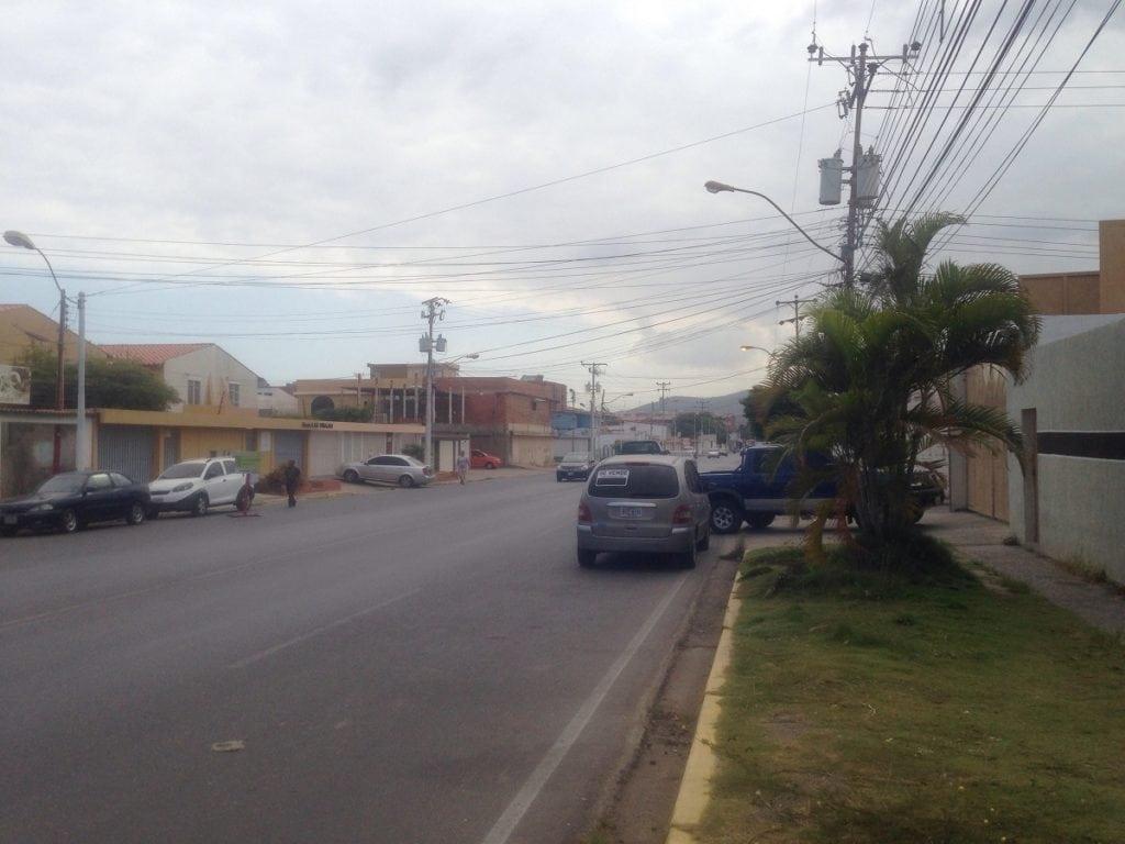 Puerto La Cruz- Calles de Puerto La Cruz