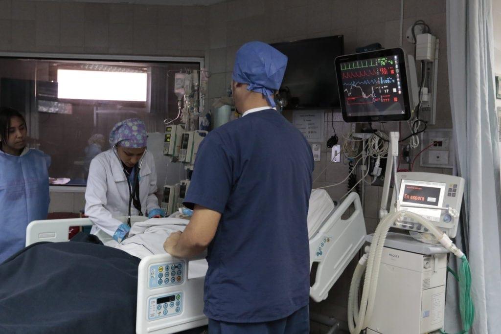 Centro Medico de Caracas<br /> Trabajo de Clinicas y seguros<br /> Foto: Luis Morillo<br /> 070618