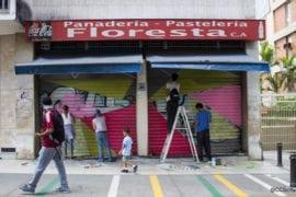 """Con """"arquitectura efímera"""" tres espacios de Caracas ya tienen una nueva mirada"""