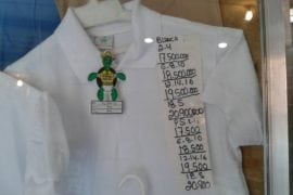 bolívar soberano inflación uniformes precios