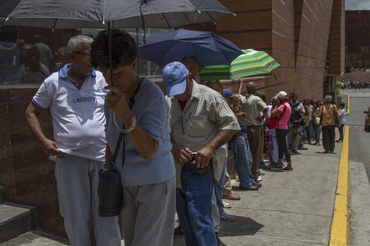 Tres Anos Sin Recibir Sus Pensiones Tienen Jubilados En El Exterior