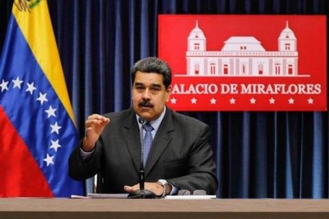 Maduro relación virtuosa china