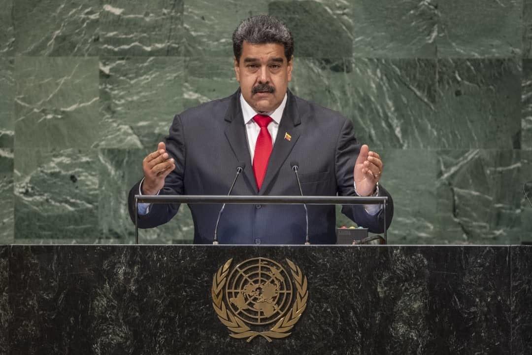 Foto: Prensa ONU
