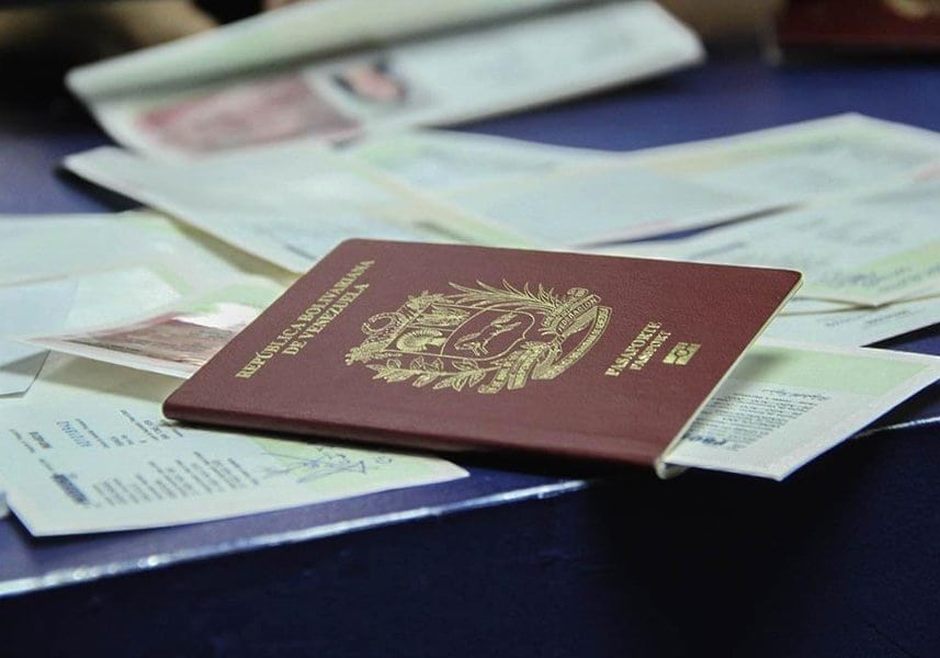 costo de pasaporte