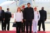 Maduro busca financiamiento de China