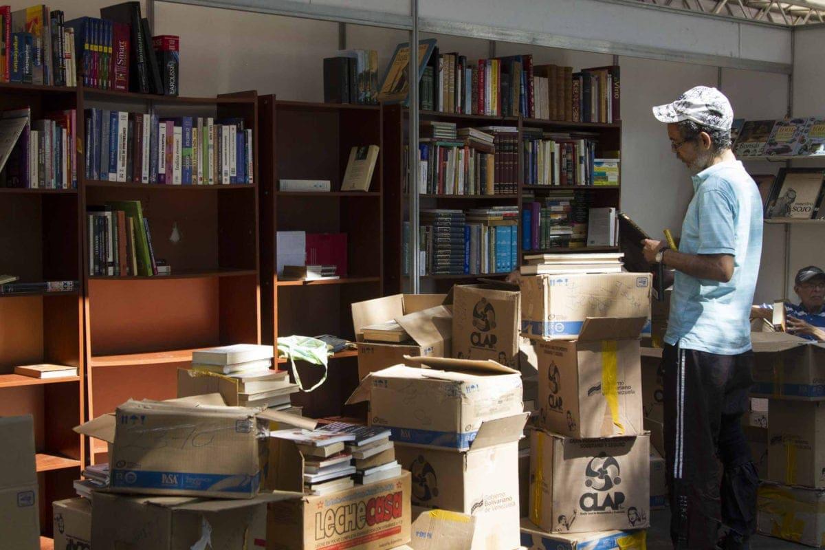 Ejecutivo aprobó recursos para bibliotecas en inauguración de la Filven 2018