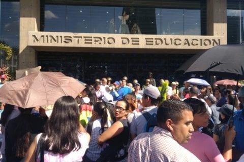 ministerio de educación   caroní