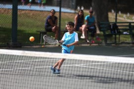 tenis en La Paz
