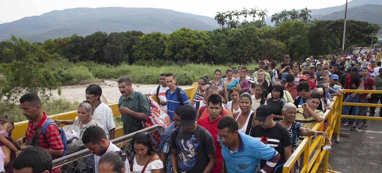migración | antecedentes penales | onu