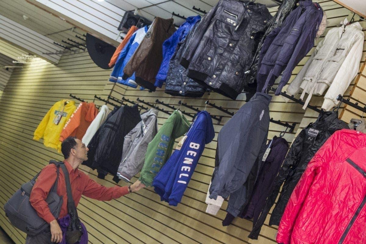 maletas | ropa de invierno