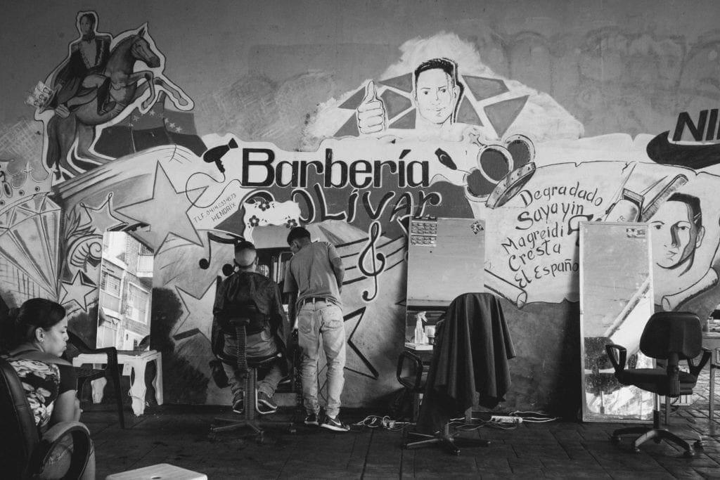 Barbería Bolívar