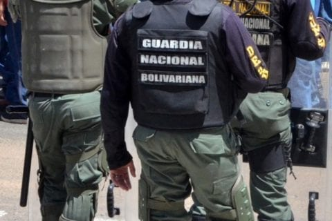 gnb | guardias asesinados | documento