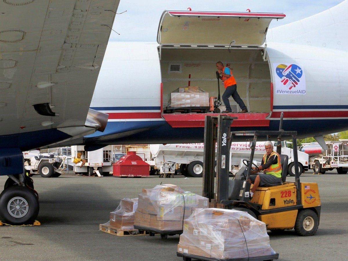 INAC desmiente que un avión de Puerto Rico haya aterrizado en Venezuela