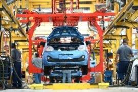 industria automotriz | baja demanda de productos