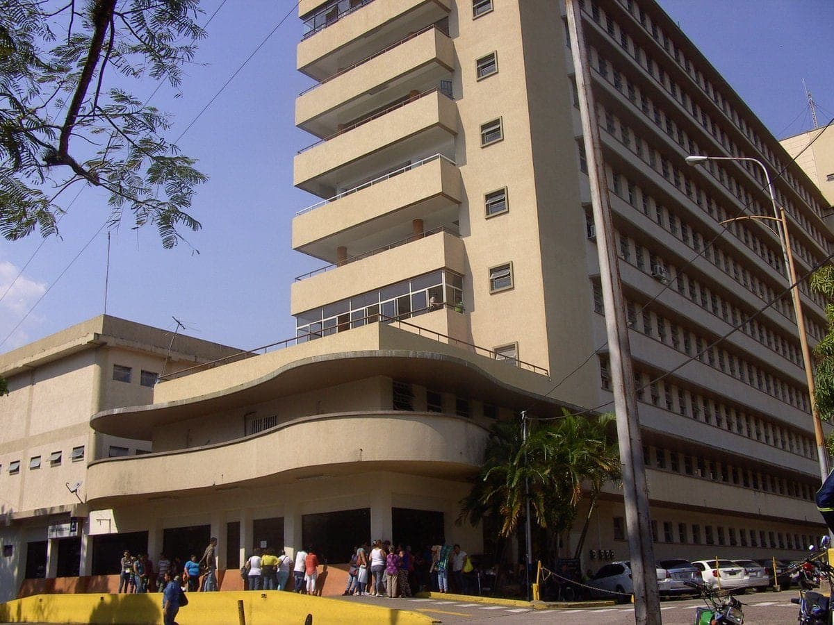 Hospitales de San Cristóbal