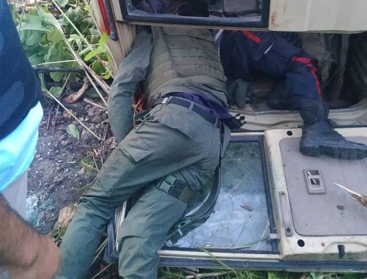Emboscada dejó 5 militares muertos y 4 Poliaragua heridos