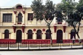 Escuela José Ángel Lamas