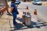 Fallas de distribución de gas doméstico