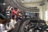 entrada a la asamblea nacional