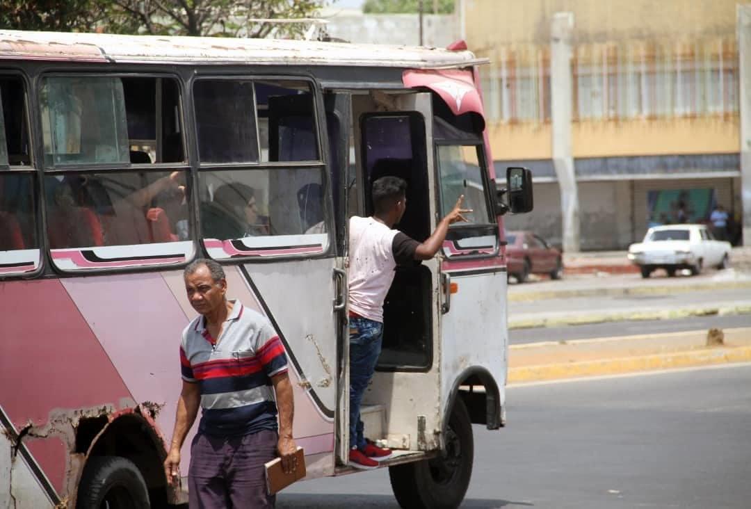 Hora cero transportistas de Zulia