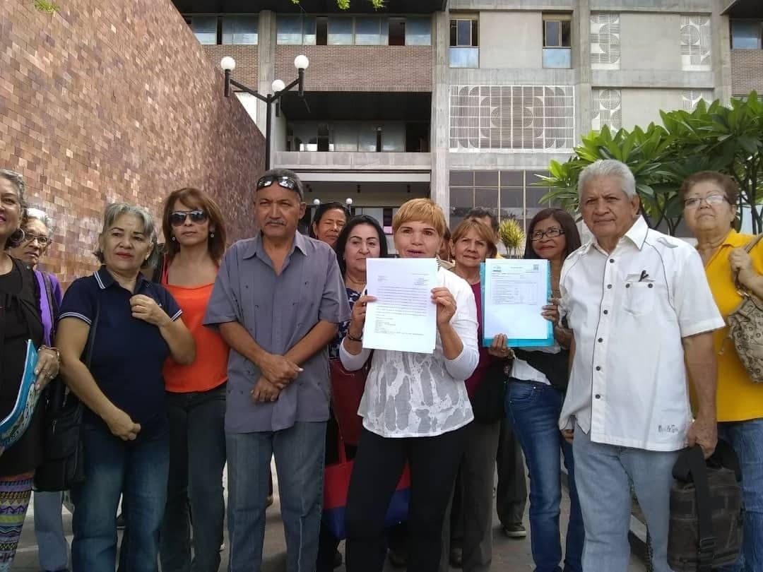 Docentes jubilados Aragua