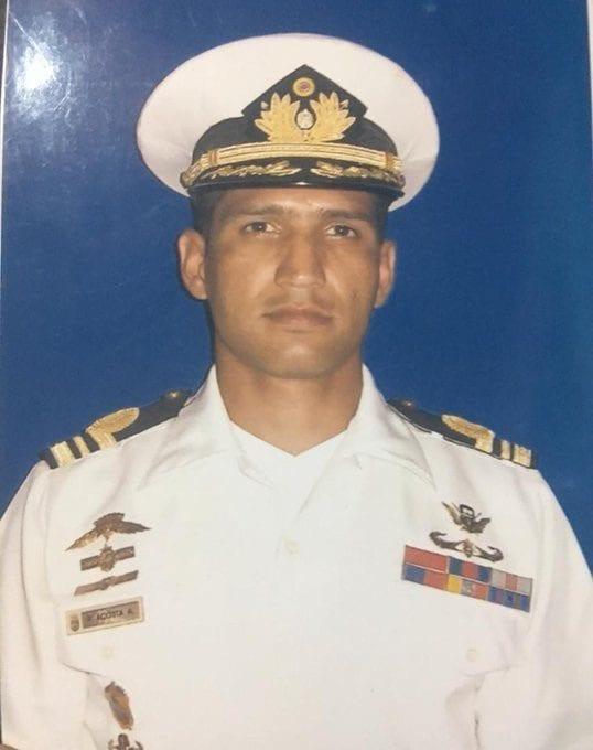 capitan rafael acosta   capitán acosta/ Capitán Acosta Arévalo