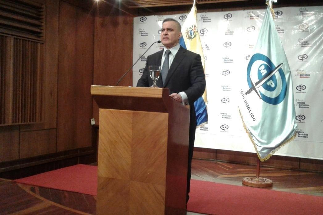 Fiscal venezolano: 38 imputados por magnicidio frustrado
