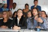 Renzo Prieto y Delsa Solórzano