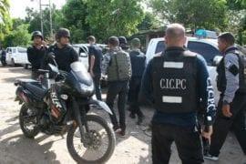 violencia policial en aragua