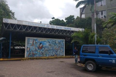 docentes de las universidades del tachira