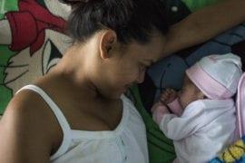 Padres venezolanos | Niños nacidos